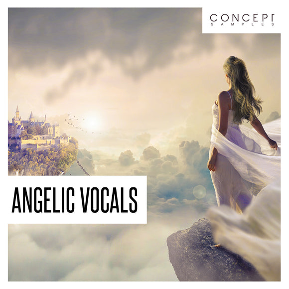 Angelic Vocals Sample Pack