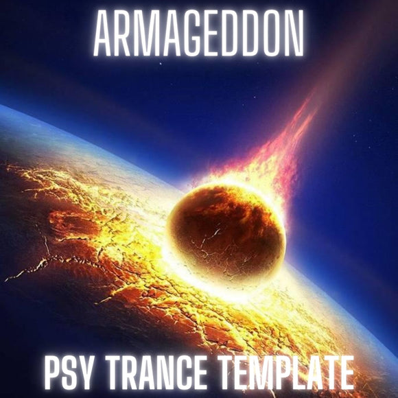 Armageddon - Psytrance Bass Ableton Live Template by Daneel Dox