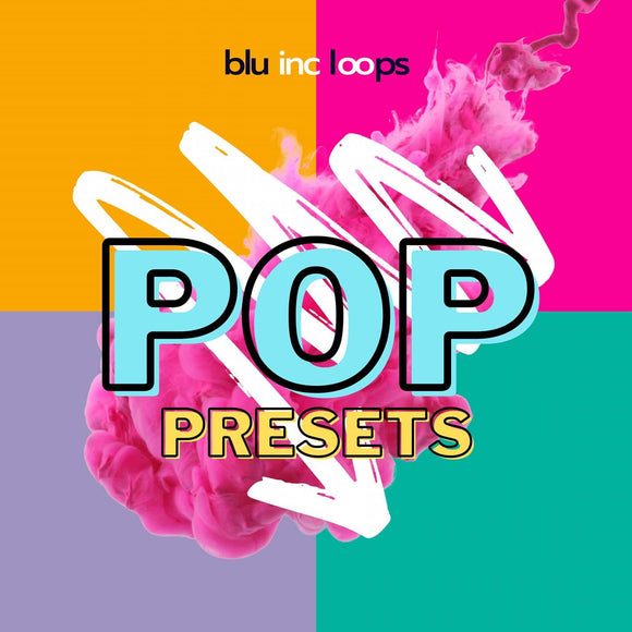 Pop Spire Presets by Blu Inc Loops