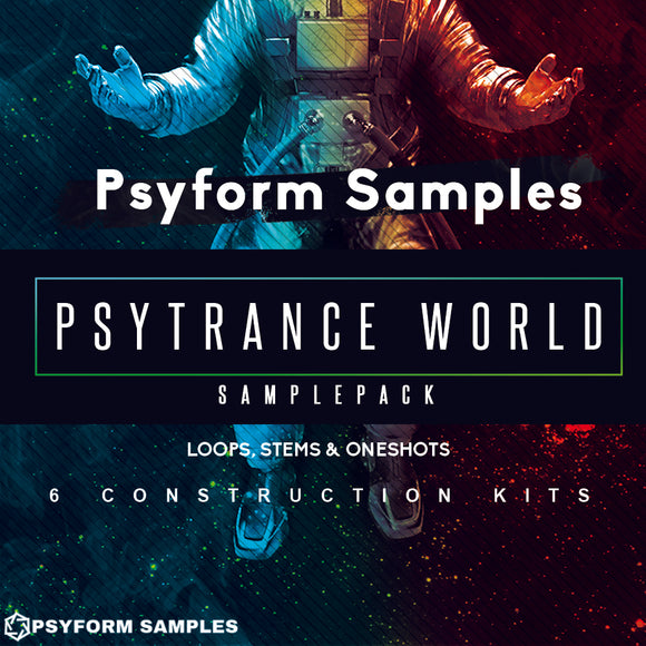 Psytrance World by Psyform Samples
