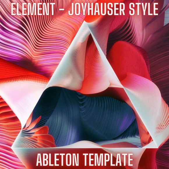 Element - Joyhauser Style Ableton 9 Template