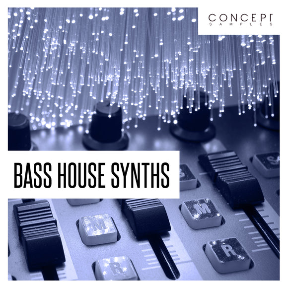 Bass House Synths Sample Packs