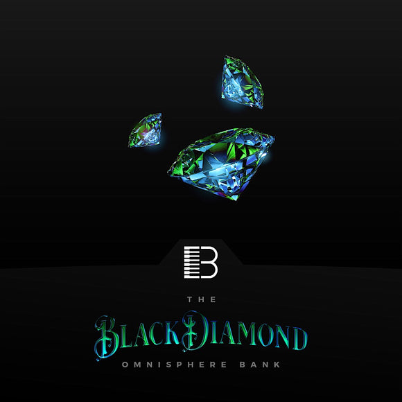Black Diamond - Trap &Hip Hop Omnisphere Bank
