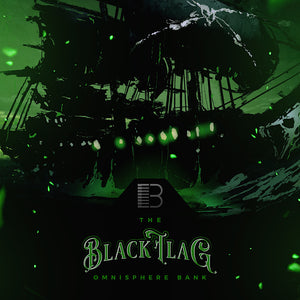 Black Flag Trap & Hip Hop Omnisphere Bank