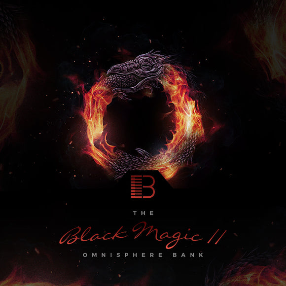 Black Magic 2 Trap & Hip Hop Omnisphere Bank