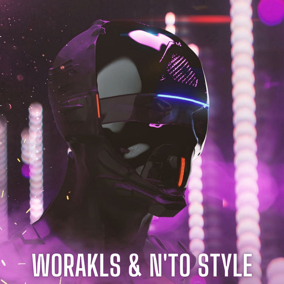 Brejcha & Worakls & N'to Style 4 in 1 Ableton Live Techno Template