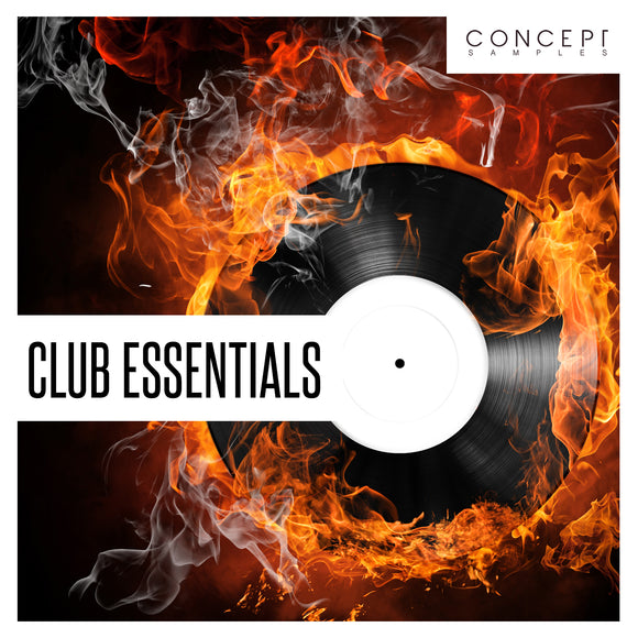 Club Essentials EDM Sample Pack