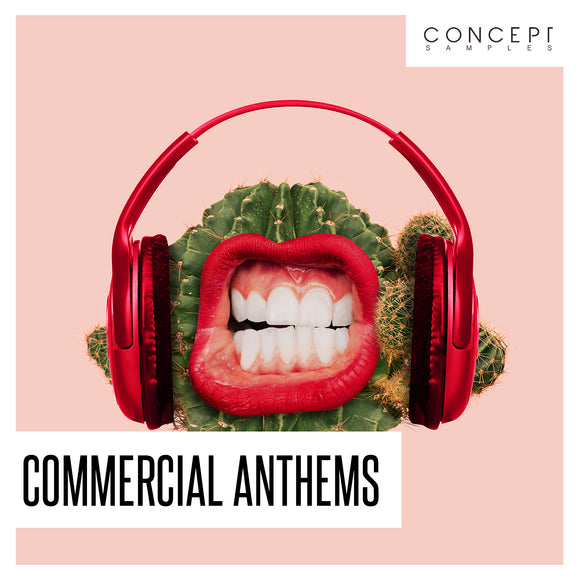 Commercial Anthems EDM Sample Pack