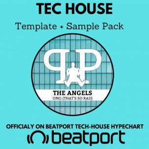 The Angels - OMG (Tech-House Sample Pack + Ableton Live Template) by Steven Angel