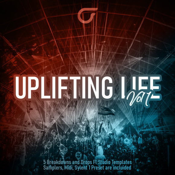 Uplifting Life Vol. 1 Trance FL Studio Template (5 in 1) by CatchFire