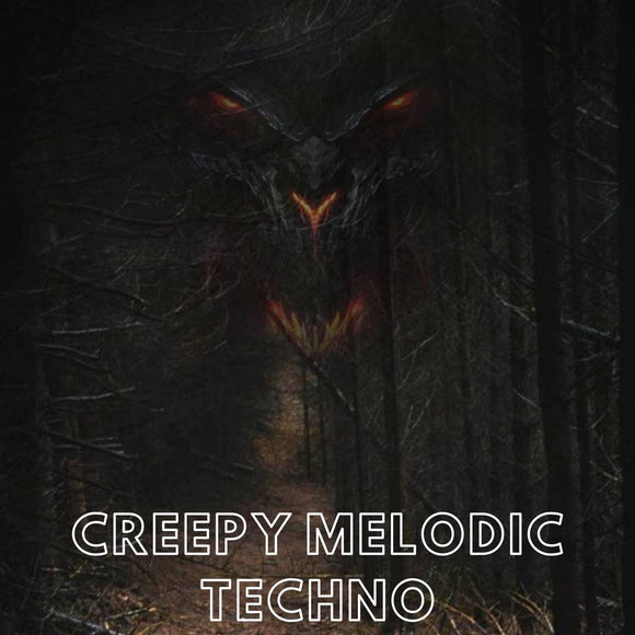 Creepy Melodic Techno - Artbat Style Ableton Template (Only Native Ableton VST & Plugins)