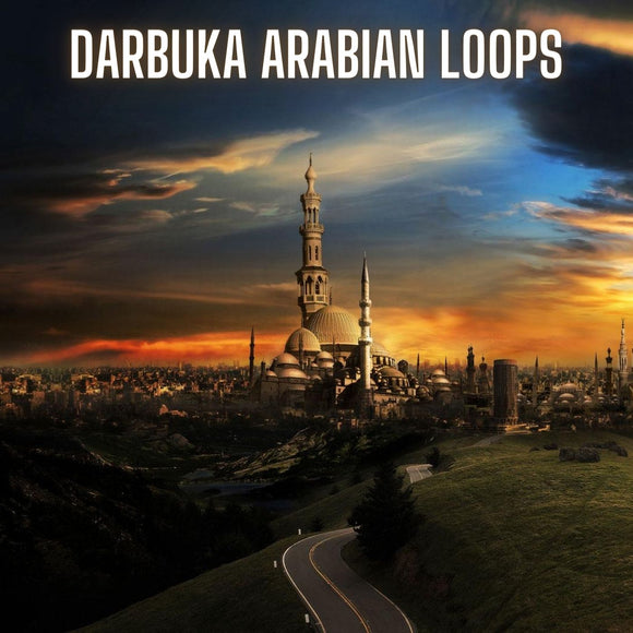 Darbuka Arabian Loops Sample Pack