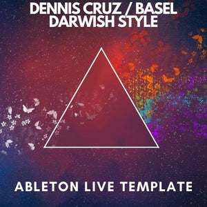 Dennis Cruz - Basel Darwish Style Deep Tech House Ableton Live Template