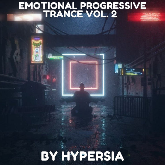 Emotional Progressive Trance FL Studio Template