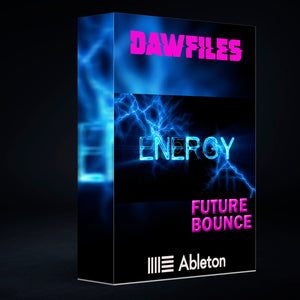 Energy / Future Bunce Ableton Live Template by BVDSHEDV (DawFiles)