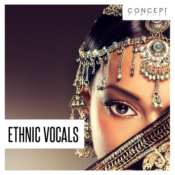 Ethnic Vocals Sample Pack