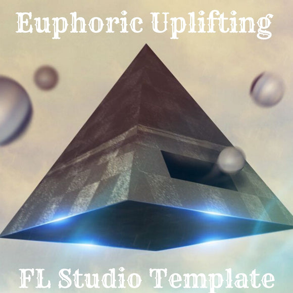 Euphoric Uplifting Trance FL Studio Template By Hypersia (Abora Style)