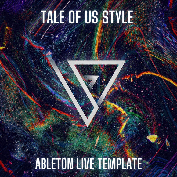 Green - Tale Of Us Style Ableton Live Techno Template