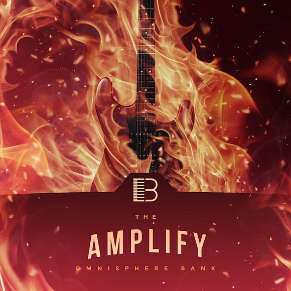 Amplify Omnisphere Trap & Hip Hop Guitar Bank By Brandon Chapa