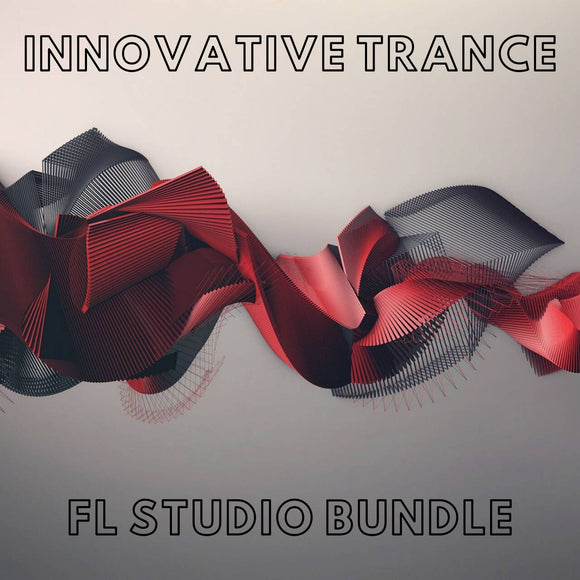 Innovative Trance Fl Studio Bundle Vol. 1 (4 in 1)