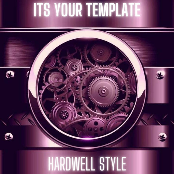 Its Your Template - Hardwell Style Ableton Live EDM Template