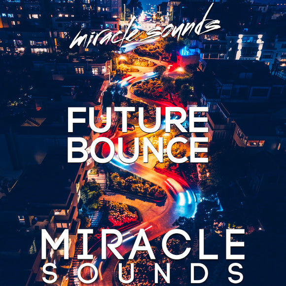 Future Bounce Sample Pack