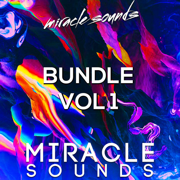 Miracle Sounds Bundle Vol. 1