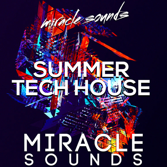 Summer Tech House Sample Pack