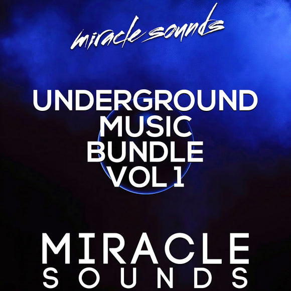 Underground Music Bundle Vol. 1