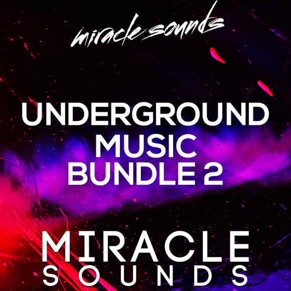Underground Music Bundle 2