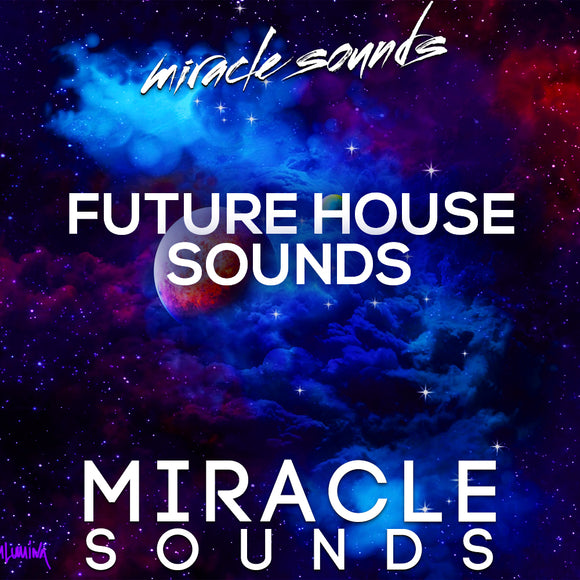 Future House Sounds Sample Pack