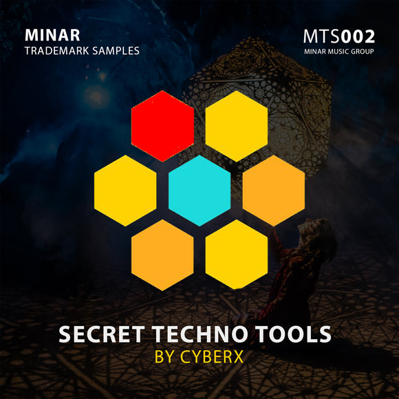 Secret Techno Tools Sample Pack