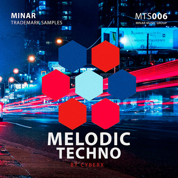Melodic Techno Sample Pack