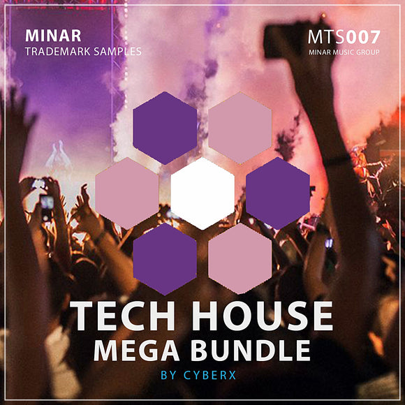 Tech House Mega Bundle + 1 Ableton Live Template