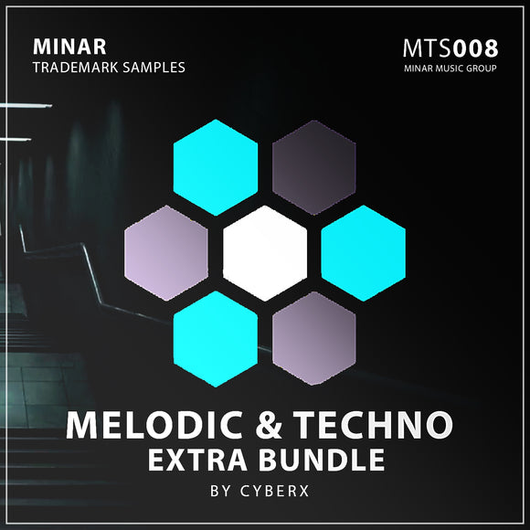 Melodic & Techno Extra Bundle + 1 Ableton 10 Template