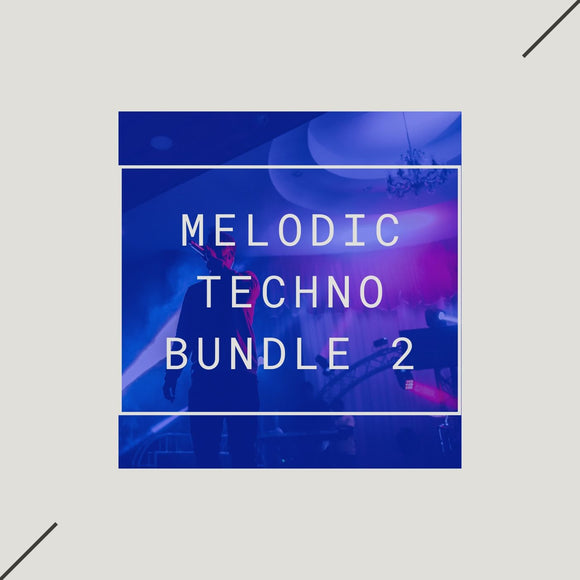 Melodic Techno Bundle 2