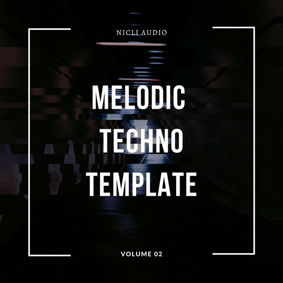 Melodic Techno FL Studio 20 Template Vol. 2