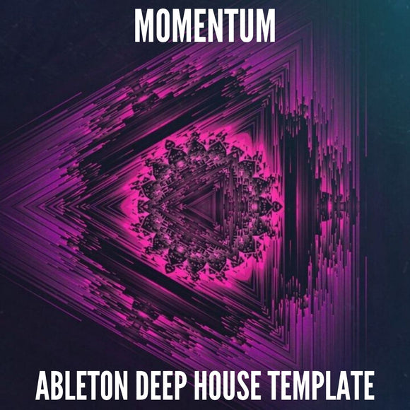 Momentum / Ableton Live Deep House Template by Jack Lazarus
