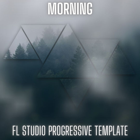 Morning - Pryda Style FL Studio Progressive Template