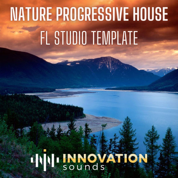 Nature - Progressive House FL Studio Template