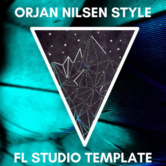 Orjan Nilsen Style Trance Fl Studio Template Bundle (4 in 1)