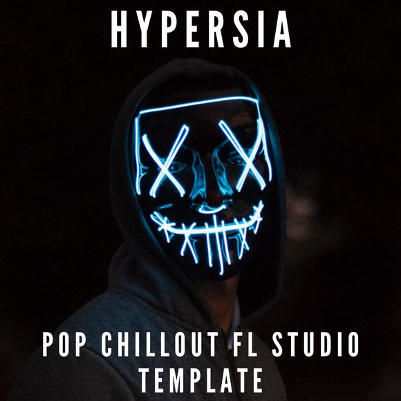 Pop Chillout FL Studio Template By Hypersia