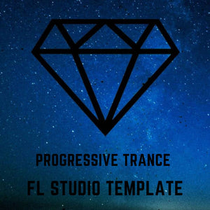 Progressive Trance / FL Studio Template Vol. 1 By MeHiLove