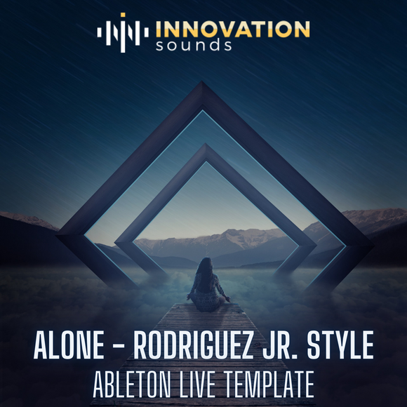 Alone - Rodriguez Jr. Style Ableton 9 Melodic Techno Template