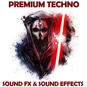 Premium Techno Sound FX & Sound Effects