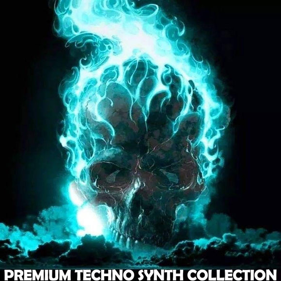 Premium Techno Synth Collection Sample Pack