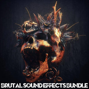 Brutal Sound Effects Bundle