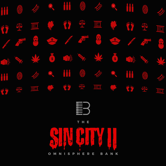 Sin City ll - Trap & Hip Hop Omnisphere Bank