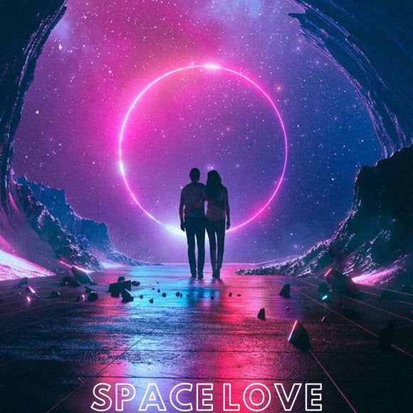 Space Love / EDM Full Track (Ghost Production)