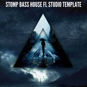 Stomp / Bass House FL Studio Template By Yogara